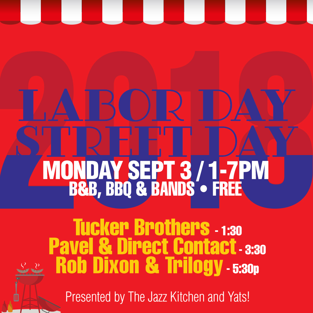 labor day street fair presented by indy jazz foundation indyartsguideorg - Jazz Kitchen Indianapolis