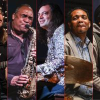 Indy Jazz Fest presents The Blue Side and Charlie Ballantine Double Bill