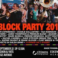 Indy Jazz Fest Block Party 2018 at The Jazz Kitchen