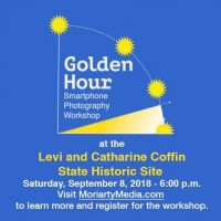 The Golden Historic Site Smartphone Photography Workshop