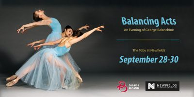 Balancing Acts: An Evening of George Balanchine