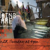 "Scary Organ Music Concert & ""Echoing Scare"""