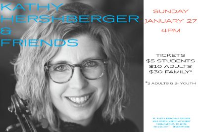 Kathy Hershberger & Friends - Chamber Music Co...