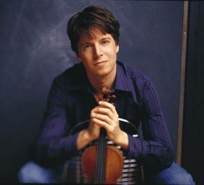 Joshua Bell at the Palladium