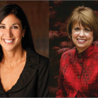 Women's Enrichment Series: Sandy Sasso and Jennifer Nelson Williams