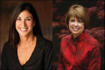 Women's Enrichment Series: Sandy Sasso and Jennife...