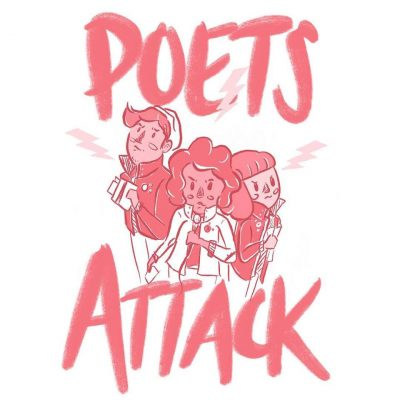 Poets Attack!