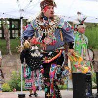Meet Artist in Residence Dana Warrington (Menominee/Prairie Band Potawatomi)