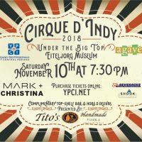 Cirque D'Indy Gala