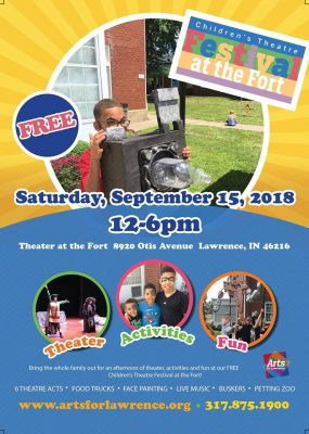 Children's Theatre Festival at the Fort