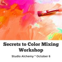 Learn the Secrets to Color Mixing