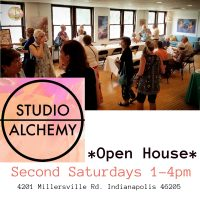 Second Saturday Gallery Open House