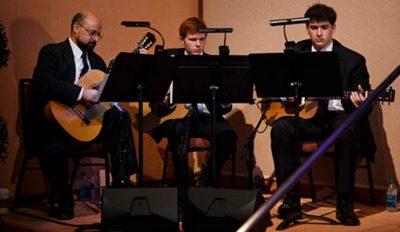IUPUI Guitar Ensemble