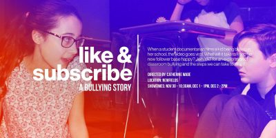Like & Subscribe: A Bullying Story
