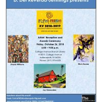FLAVA FRESH XV ! Artists' Reception & Awards Ceremony
