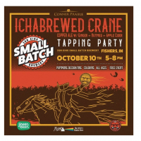 ICHABREWED CRANE Tapping party