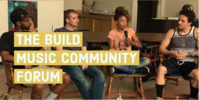 The Build: Music Community Forum