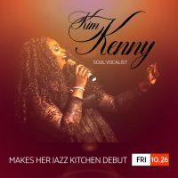 Soul Singer Kim Kenny at The Jazz Kitchen