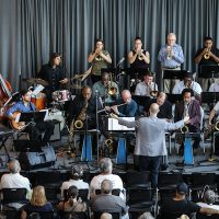 Sean Imboden Large Ensemble return to The Jazz Kitchen