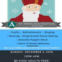 St. Nikolaus Fest