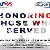 Circle City Sound's Veterans Tribute
