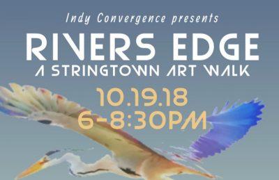 River's Edge, a Stringtown Art Walk