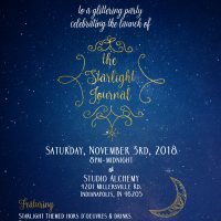 The Starlight Journal Launch Party