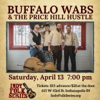 Buffalo Wabs and the Price Hill Hustle at Indy Folk Series
