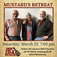 Mustard's Retreat at the Indy Folk Series