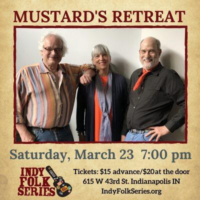 Mustard's Retreat at the Indy Folk Series