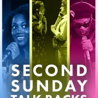 Second Sunday Talk Backs