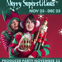 A Very Phoenix Xmas 13: Merry Superstitious