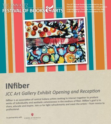 JCC Art Gallery: INfiber Gallery Opening and Recep...