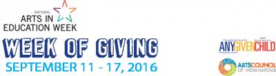 National ArtsEd Giving Week Header2