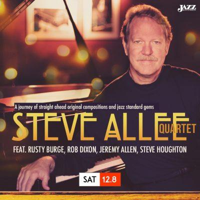 Steve Allee Quintet featuring Rob Dixon