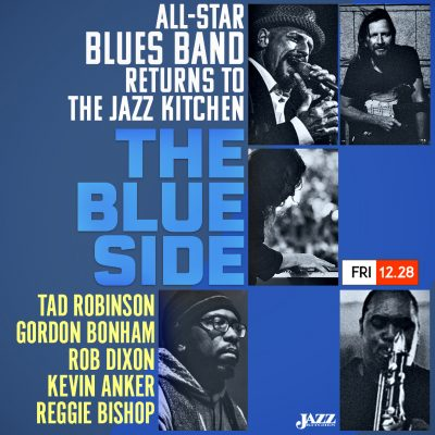 All Star Blues Band, The Blue Side featuring Tad Robinson and Gordon Bonham