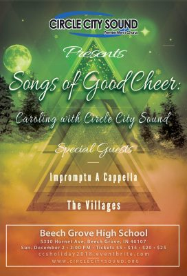 Circle City Sound's presents: Songs of Good Cheer!