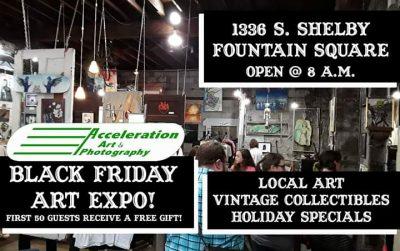 Black Friday Arts Expo