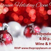 Propylaeum Holiday Open House