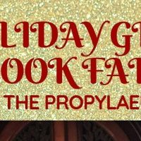 Holiday Gifts Book Fair at the Propylaeum