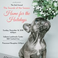 THE SOUNDS OF THE SEASON: HOME FOR THE HOLIDAYS
