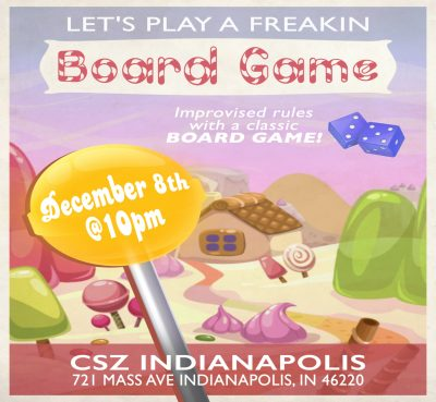 Lets Play A Freakin Board Game
