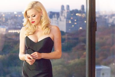 Megan Hilty at the Palladium