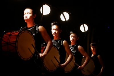 Kodo Drummers: One Earth Tour 2019 at the Palladiu...