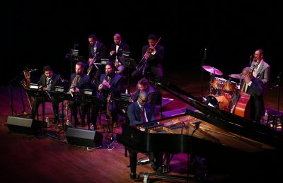 Marcus Roberts & the Modern Jazz Generation at the Palladium