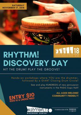 Rhythm! Discovery Day