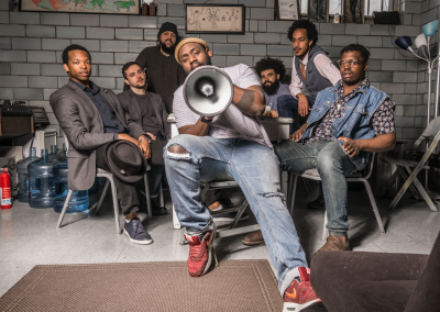 Rhythm! Discover Center presents MLK Day featuring Clint Breeze and The Groove