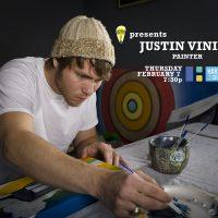 ArtSpeak presents: Justin Vining