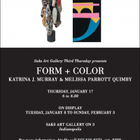 """""""Form + Color"""" by Katrina J. Murray and Melissa Parrott Quimby at Saks Fifth Avenue"""