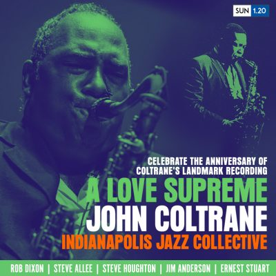 A Love Supreme - John Coltrane Tribute